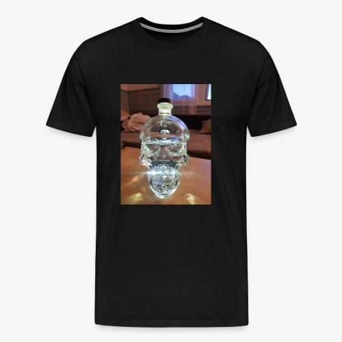 Crystel Head - Männer Premium T-Shirt