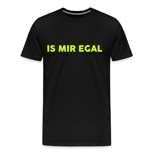 ismiregal - Männer Premium T-Shirt