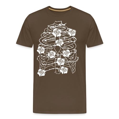 Inhale - Männer Premium T-Shirt