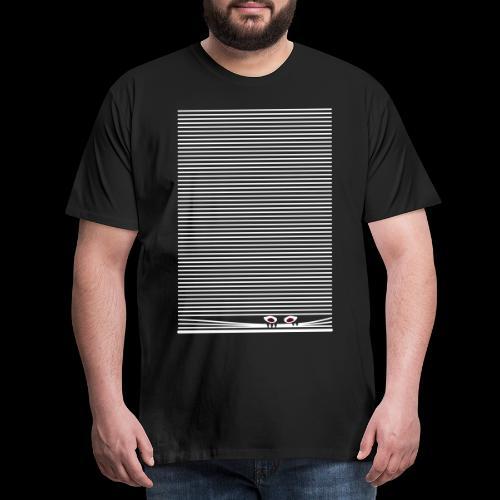 icu - Männer Premium T-Shirt
