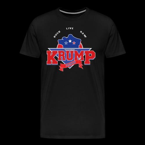 MVT KRUMP FRENXH ORIGINAL - T-shirt Premium Homme
