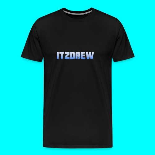 ITZDREW MERCH - Men's Premium T-Shirt