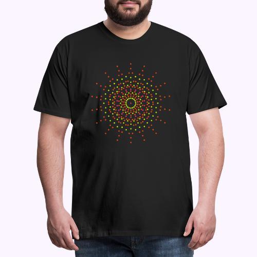 Ninth Dinension Stargate - Camiseta premium hombre
