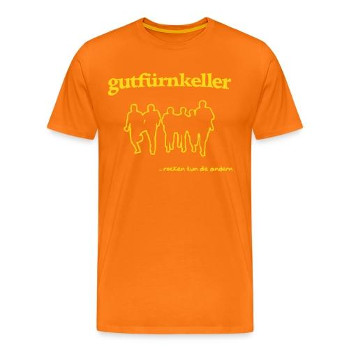 rocken tun die andern - Männer Premium T-Shirt