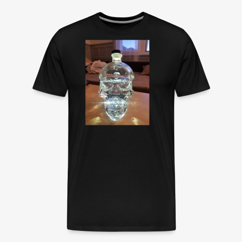 Crystel Head - Männer Premium T-Shirt