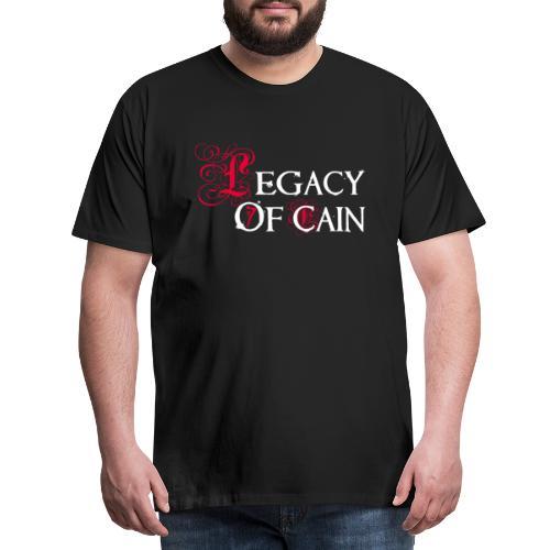 Legacy of Cain - Maglietta Premium da uomo
