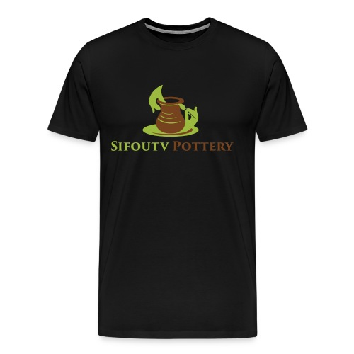 Sifoutv Pottery - Men's Premium T-Shirt