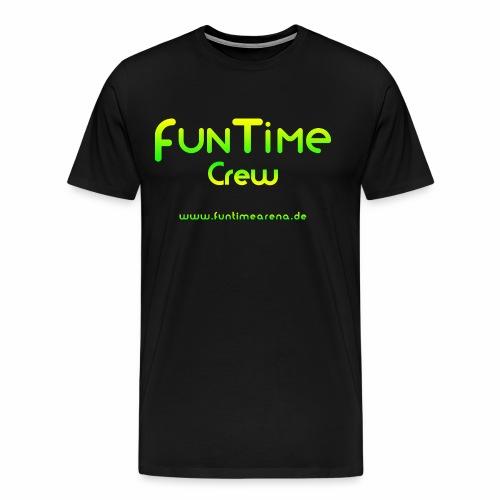 FunTime_Crew_Logo - Männer Premium T-Shirt