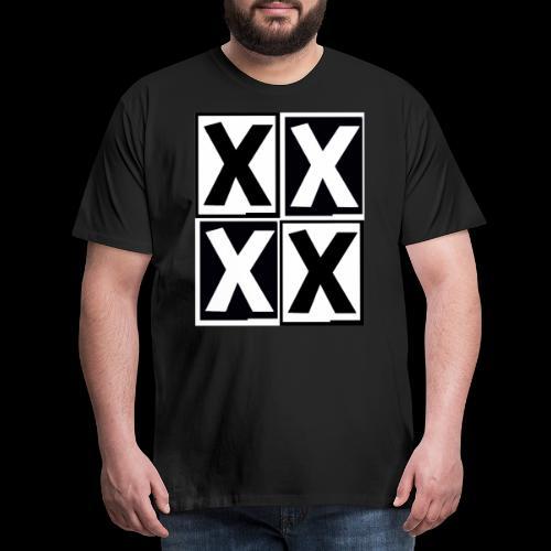 inside x - Männer Premium T-Shirt