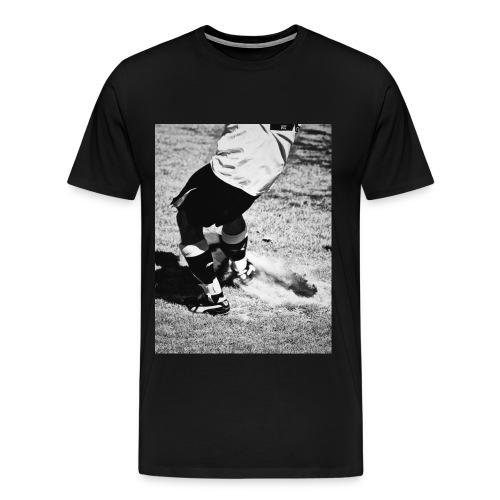 schuss korn - Männer Premium T-Shirt