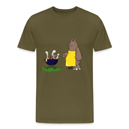 BRAS BECUE T SHIRT HOMME + - T-shirt Premium Homme