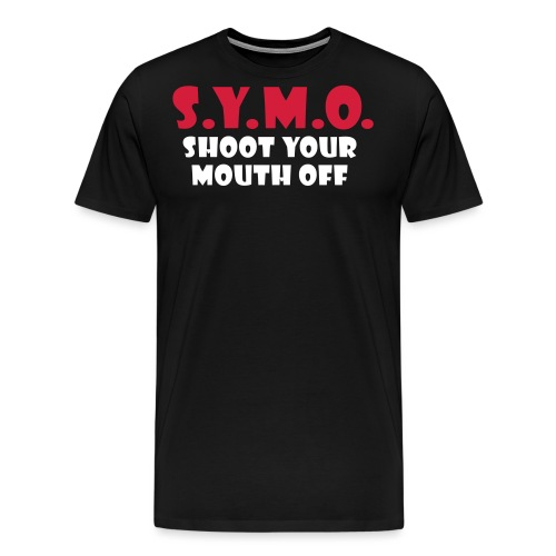 SYMO TALL - Men's Premium T-Shirt