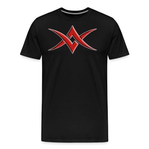 ArcticVoid Symbol png - Premium-T-shirt herr