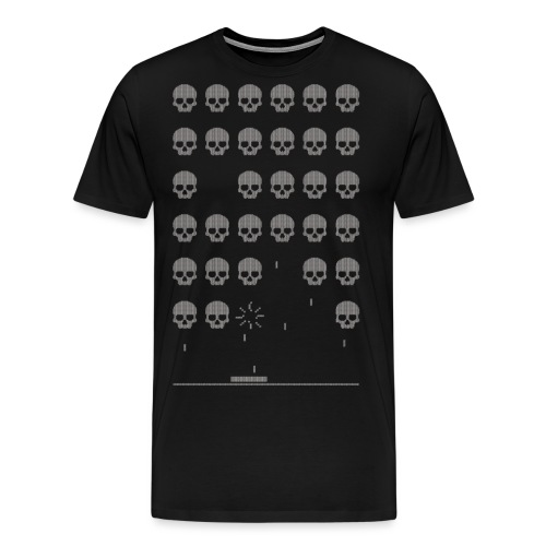 Playing with Death - Men's Premium T-Shirt