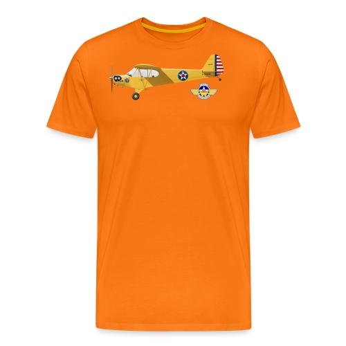 Piper Cub Spirit of Lewis - T-shirt Premium Homme