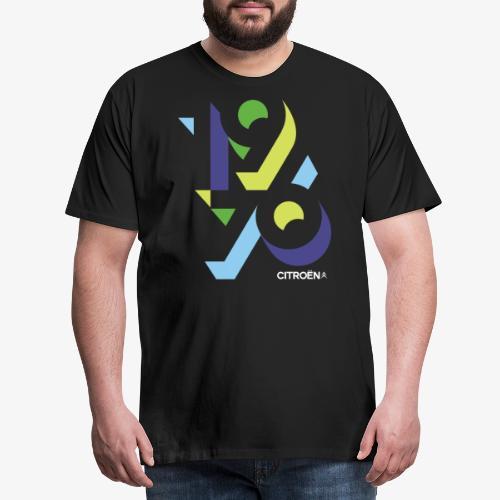 1976 - T-shirt Premium Homme