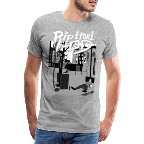 PIRITORI - Miesten premium t-paita