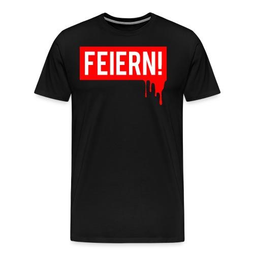 Feiern - Männer Premium T-Shirt