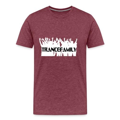 trancefamily - Premium-T-shirt herr
