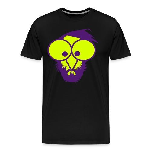 streetarthead3 - Männer Premium T-Shirt