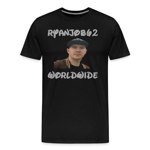 Ryanjob62 Worldwide - Men's Premium T-Shirt