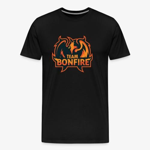 NewTeamBonfire - Männer Premium T-Shirt