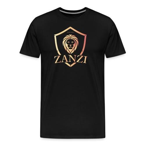 Zanzi Store - Premium-T-shirt herr