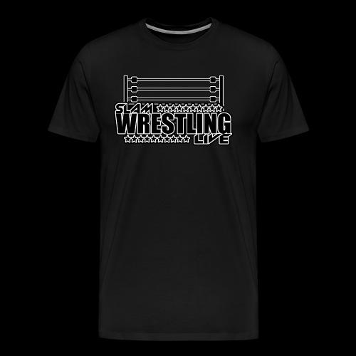 Ring logo - Men's Premium T-Shirt