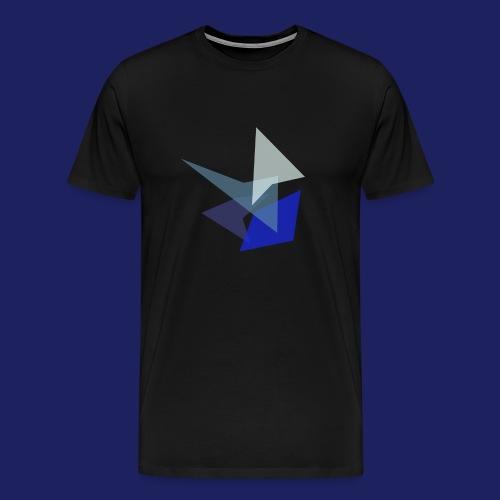 Shard - Herre premium T-shirt