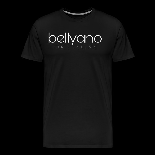 Bellyano The Italian - Männer Premium T-Shirt