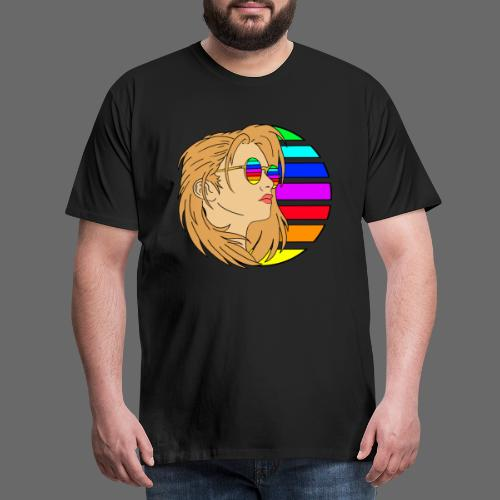SunWoman - Männer Premium T-Shirt