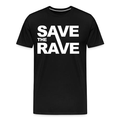 Save Rave2 vec - Männer Premium T-Shirt