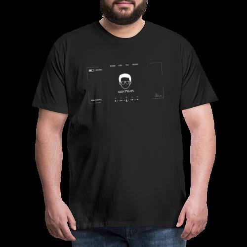 TheGeekFreaks On Cam Big - Männer Premium T-Shirt