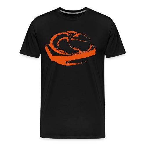 Leberkassemmel - Männer Premium T-Shirt