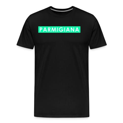 Parmigiana Style Green - Maglietta Premium da uomo