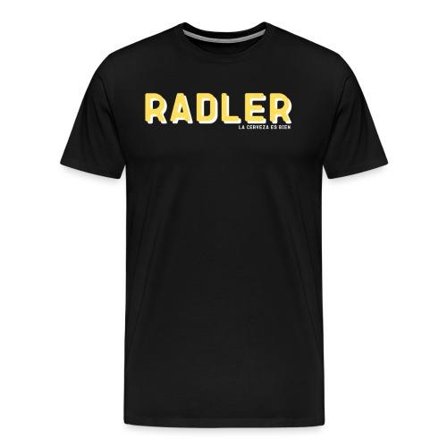 RADLER - Camiseta premium hombre