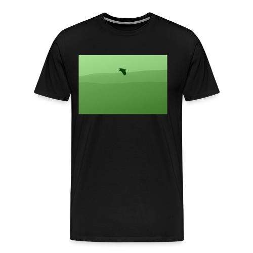 Green Raven - Men's Premium T-Shirt