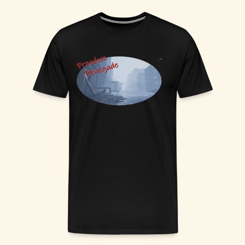 to survive is all it takes - Men's Premium T-Shirt