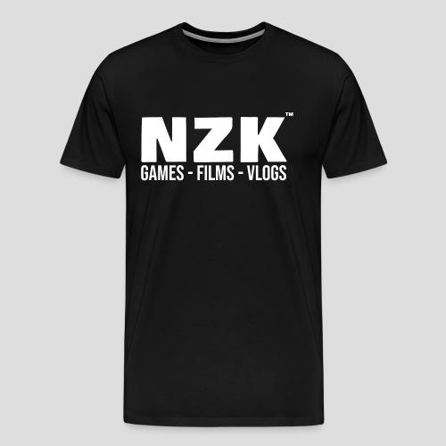 NZK - Mannen Premium T-shirt