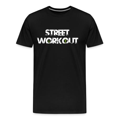 Street Workout - Männer Premium T-Shirt