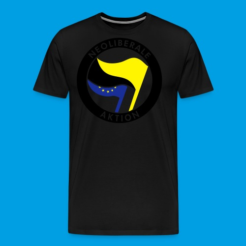 Neoliberale Aktion - Männer Premium T-Shirt