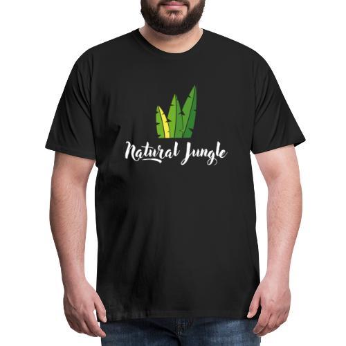 Natural Jungle - T-shirt Premium Homme