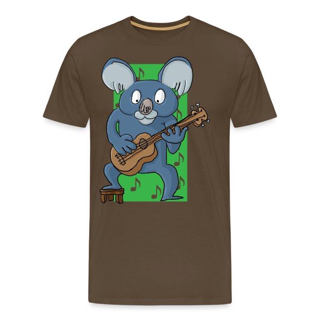 La koala ukuléliste