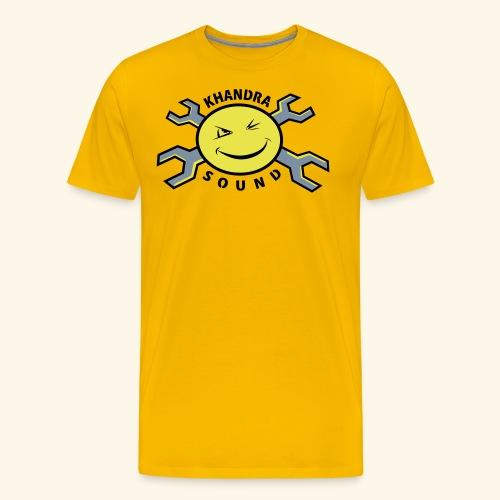 Khandra Sound Extra Long Hoodie/Dress for Woman 4 - Men's Premium T-Shirt
