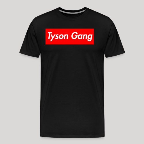 Tyson Gang brand Sup. style - Maglietta Premium da uomo