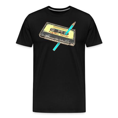 80s 80er / 90s 90er Jahre Party Outfit Geschenk - Männer Premium T-Shirt
