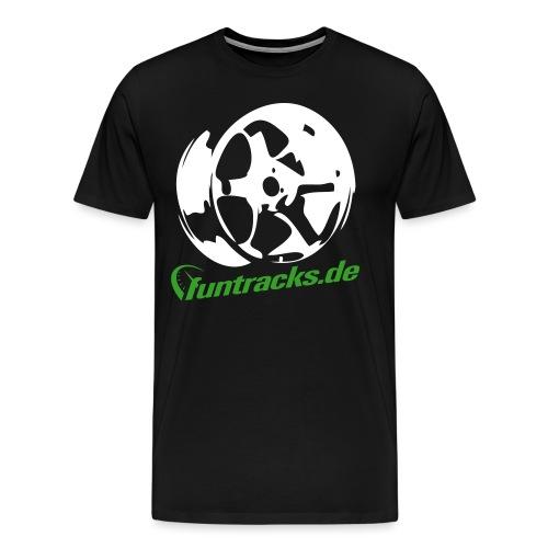felge-test - Männer Premium T-Shirt