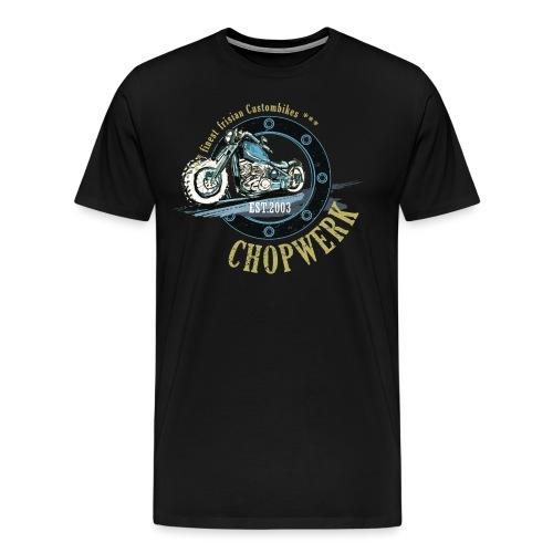 CHOPWERK VOL 6 - Männer Premium T-Shirt