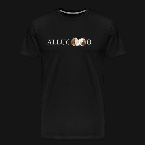 allucoco negro - Camiseta premium hombre