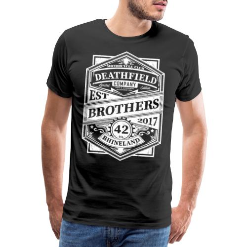 42/19-Q3_copmany |-W- - Männer Premium T-Shirt